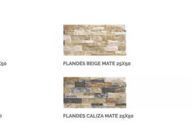 Serie Flandes, la alternativa perfecta a los materiales de piedra