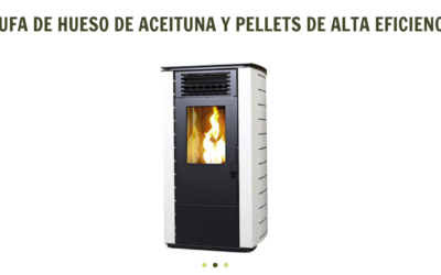 SEM 49 Estufas de hueso de aceituna y pellets de Garzón Green Energy
