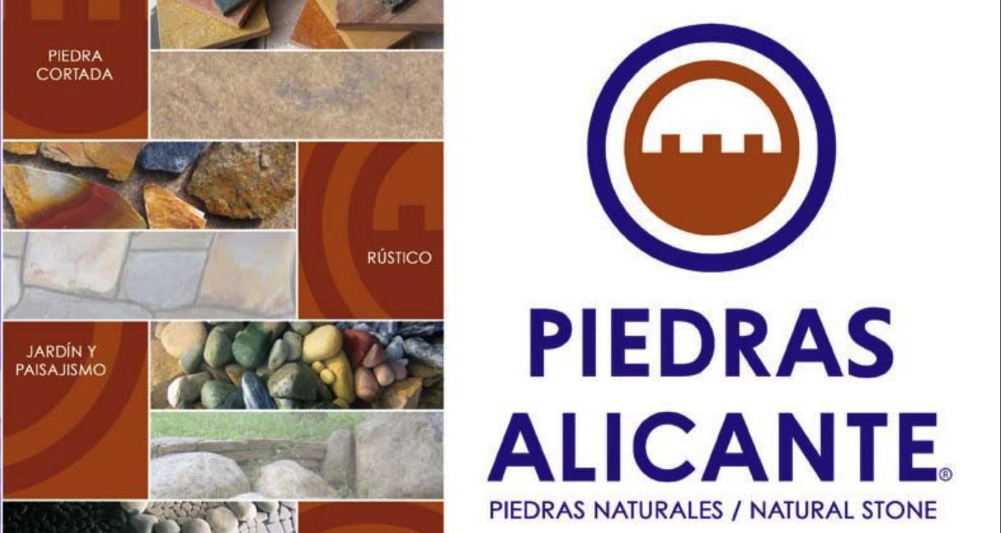 Catálogo PIEDRAS ALICANTE