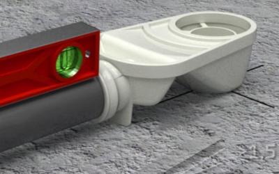 Descubre el sistema EVOLUX para platos de ducha de Gurú