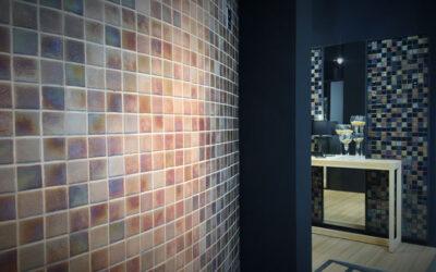 Os presentamos los mosaicos vítreos de la serie Iron de TOGAMA Mosaic
