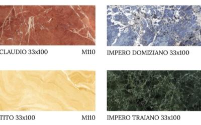Serie Impero de Valentia Ceramics, el color como factor diferencial