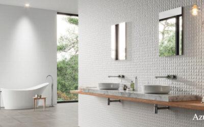 Reforma tu baño casi sin grandes obras con Cerámica Extrafina