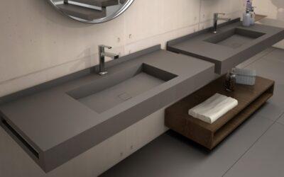 Lavabos integrados, de nuestro proveedor Kretta-Bath